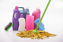 お掃除サービス