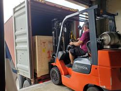 Bonded Warehouse IBEC In Bond Export