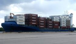 Envios a Cuba por barco