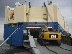 Netcycle machinery shipping