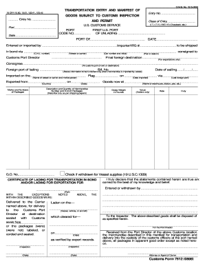 Netcycle CF7512 import paperworks