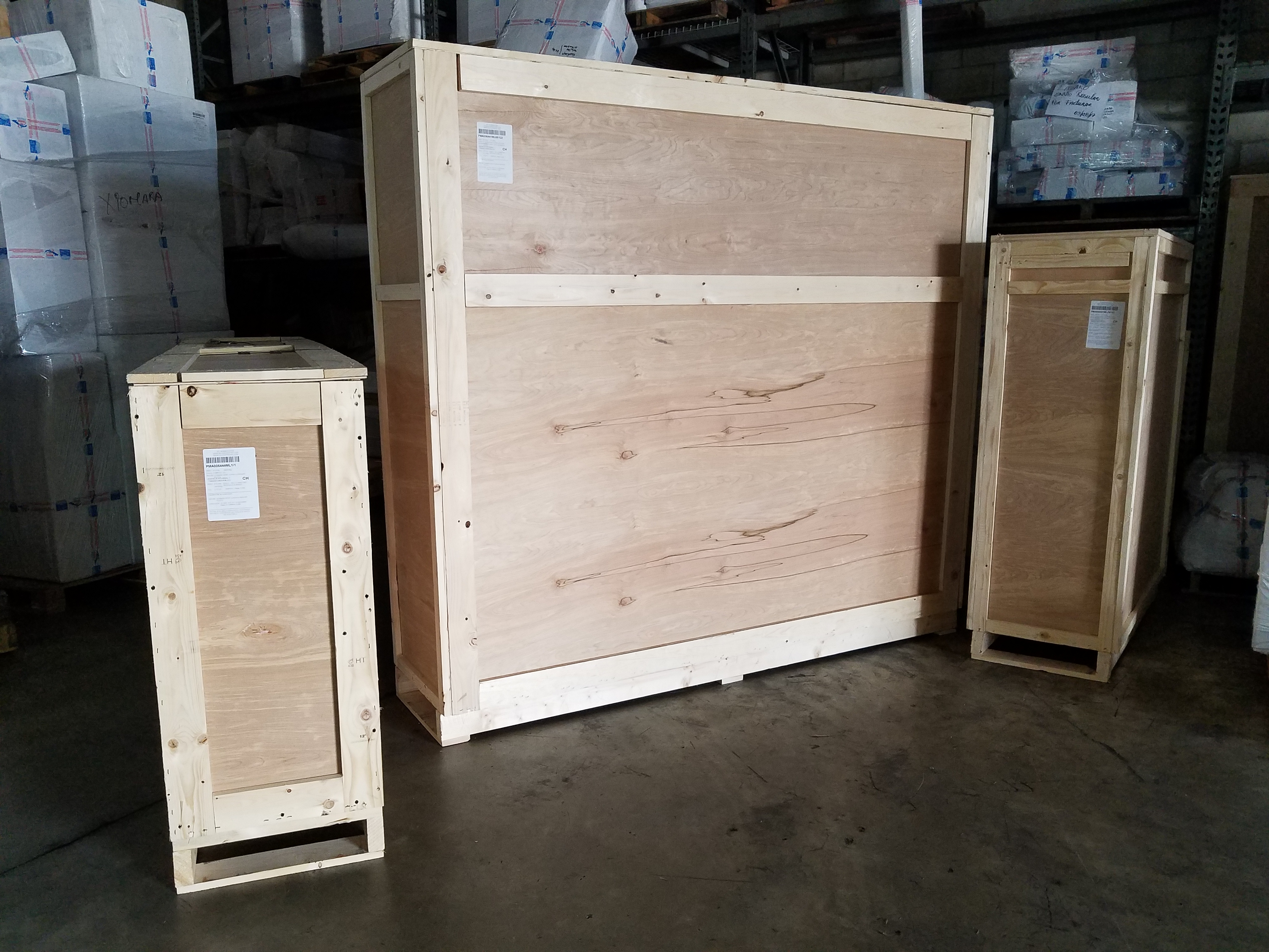 Professional packing/ Empaque