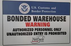 Bonded Warehouse IBEC