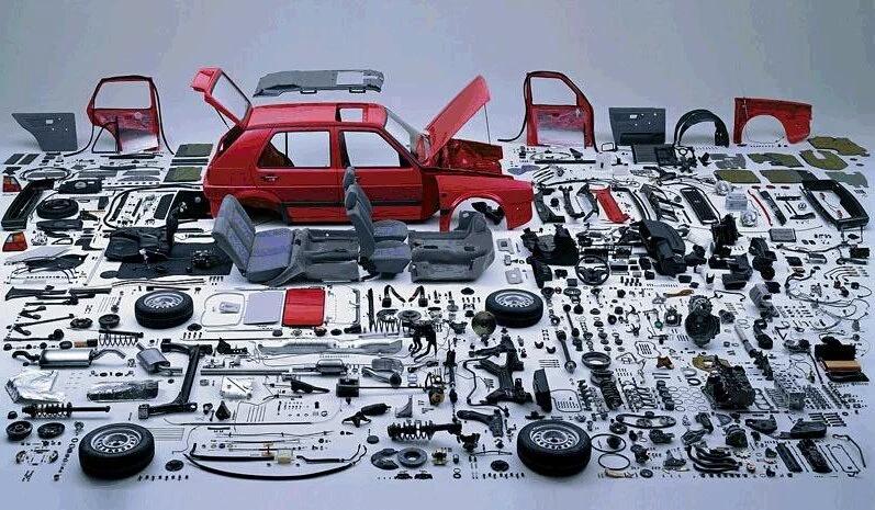 Partes y Accesorios para Vehiculos Automotores