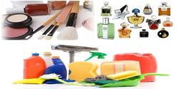 Cosmeticos perfumes limpiez hogar