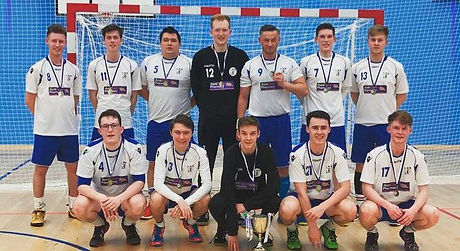 Livingston men - Scottish Cup winners 2016/17