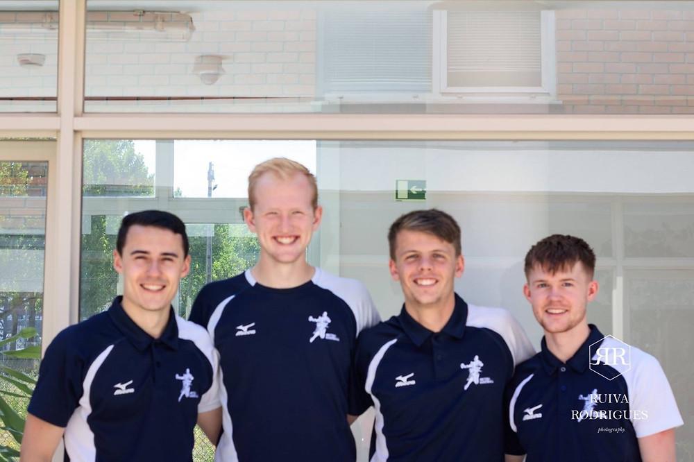 4 Scottish Players Selected for GB U20's (Christopher (Livingston HC), Craig (Ex Livingston HC), Jack (EK82), Lewis (Livingston HC))