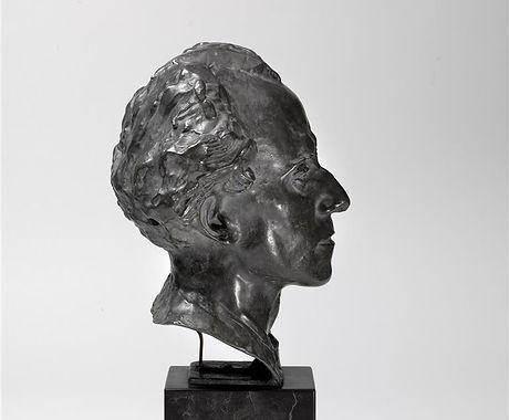 Auguste Rodin Gustav Mahler 1909