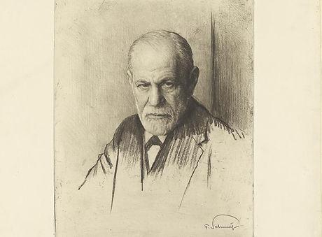 Sigmund Freud ca 1930
