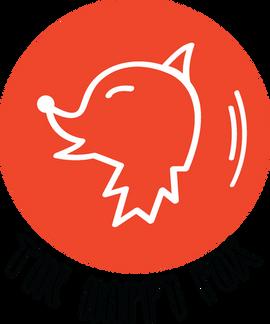 The Happy Fox Logo
