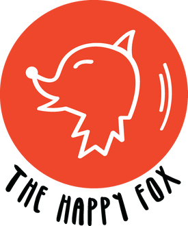 The Happy Fox Logo