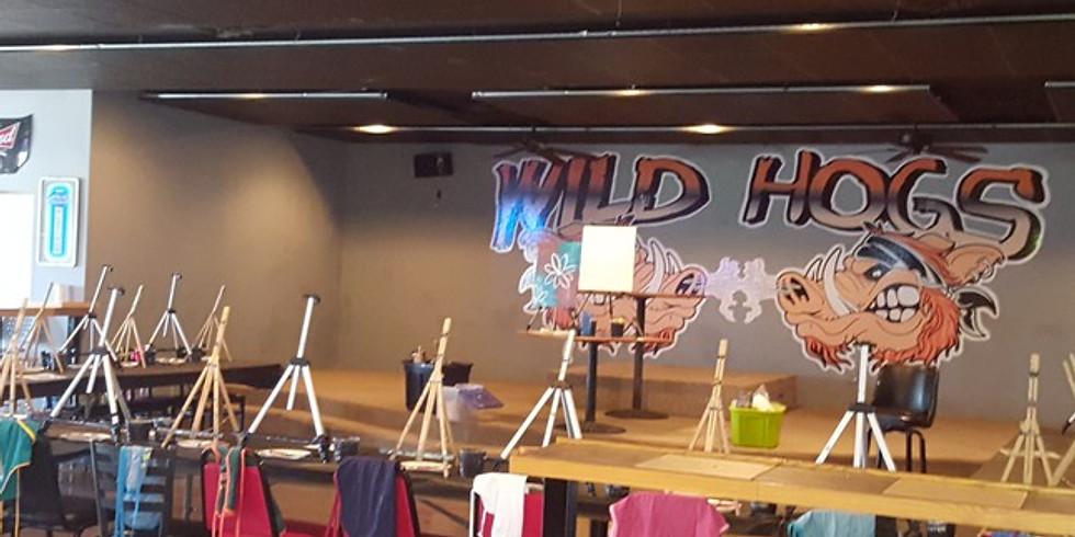 @ Wild Hogs Saloon & Eatery