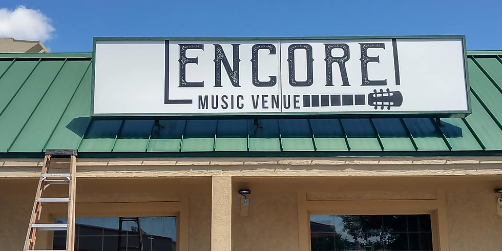 @ Encore Music Venue in Blue Springs, MO w/ Just What I Needed (Cars tribute)