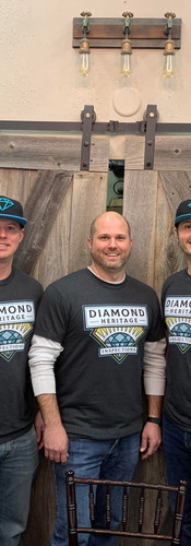 Diamond Hertiage Inspections Team
