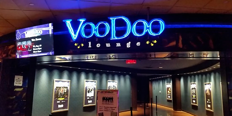 @ VooDoo Lounge, Harrah's Casino w/ Cars tribute, Just What I Needed