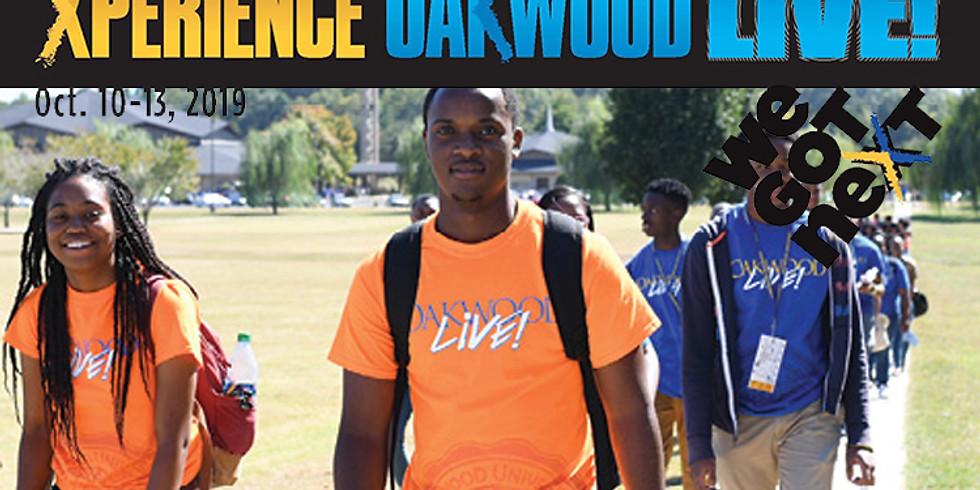 Oakwood LIVE 2019