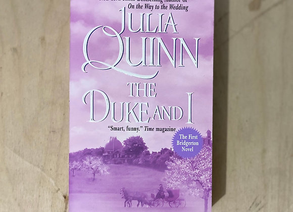 The Duke and I   (Bridgertons Book 1)