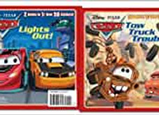 Tow Truck Trouble/Lights Out! (Disney/Pixar Cars) (Pictureback(R))