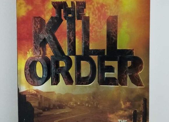 The Kill Order (Maze Runner, Book Four
