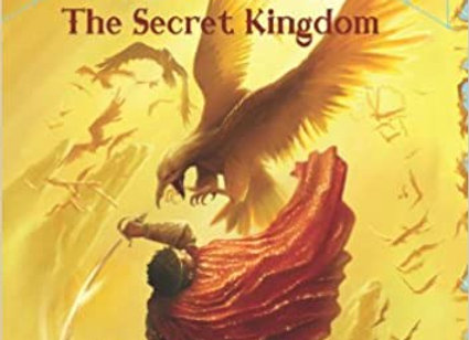 Chronicles of the Red King :The Secret Kingdom