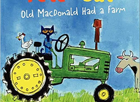 Pete the Cat: Old MacDonald Had a Farm