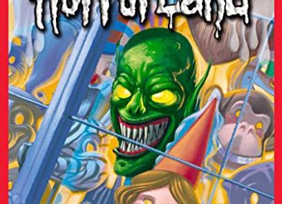 Scream of the Haunted Mask (Goosebumps Horrorland #4)