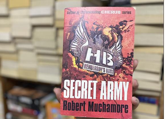 Secret Army: Book 3 (Henderson's Boys 7)