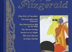 The Collected Works of F. Scott Fitzgerald (Wordsworth Library Collection)