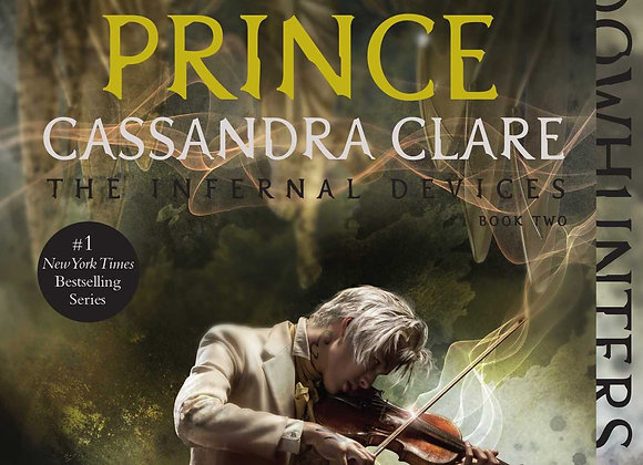 Clockwork Prince : The Infernal Devices, Book 2