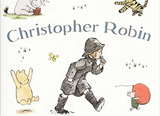 Winnie-the-Pooh and Christopher Robin
