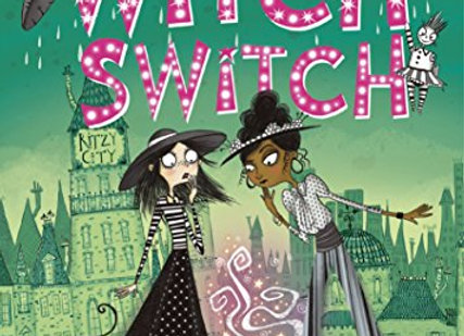 Witch Switch (Witch Wars Book 2)
