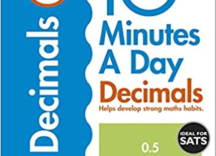 10 Minutes a Day Decimals (Made Easy Workbooks)