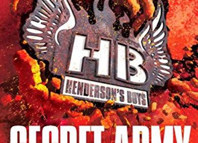 Secret Army: Book 3 (Henderson's Boys 7)
