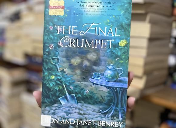 The Final Crumpet (The Royal Tunbridge Wells Mystery Series #2)