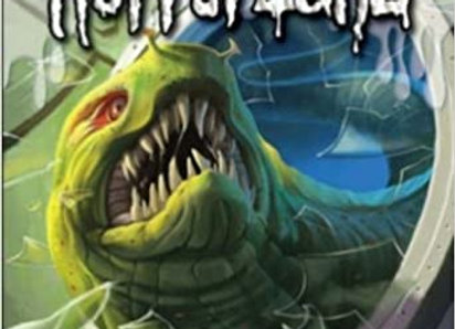 The Creep from the Deep (Goosebumps Horrorland)