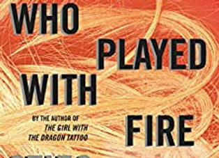 The Girl Who Played with Fire (Millennium Series Book 2)