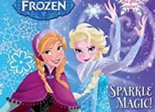 Sparkle Magic! (Disney Frozen) (Pictureback(R))