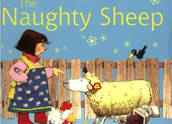 The Naughty Sheep (Usborne Farmyard Tales)
