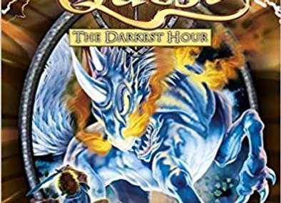 The Darkest hour: the ice horse