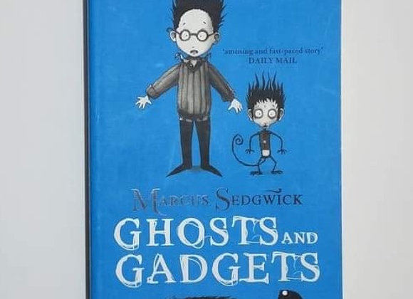 Ghosts and Gadgets (Raven Mysteries)