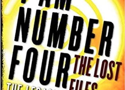 I Am Number Four: The Lost Files: The Legacies (Lorien Legacies