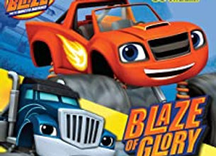 Blaze of Glory (Blaze and the Monster Machines) (Pictureback(R))
