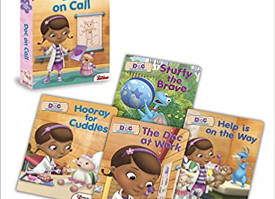 Doc McStuffins: Doc on Call Set Hardcover