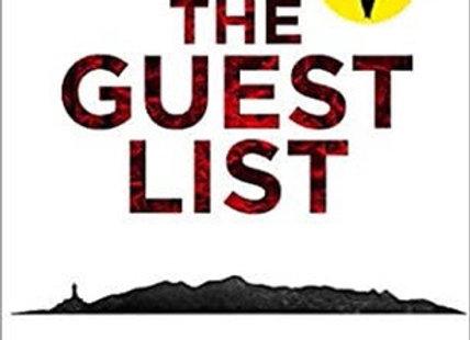 The Guest List: A Novel