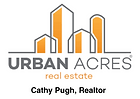 Urban Acres, Cathy Pugh logo.png