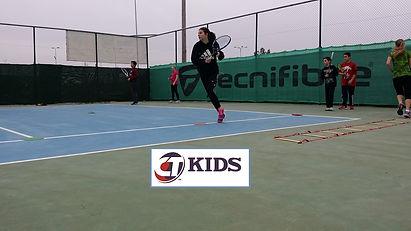 Cardio Tennis Kids