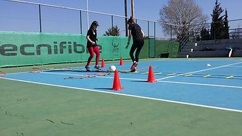 Γυμναστική Αθλητών tennis
