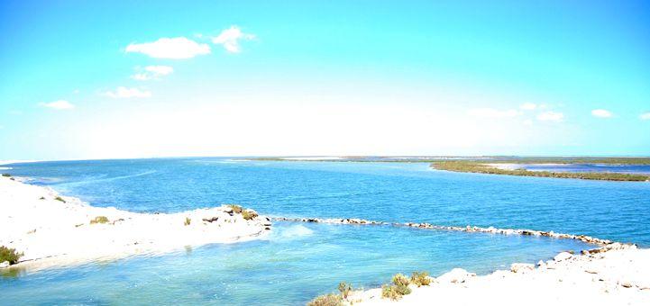 Zaranik Lake - Areish