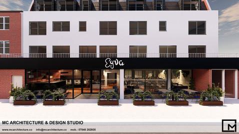 Eyva Restaurant - London