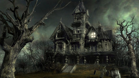 5 Haunted Houses II